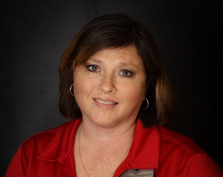Mrs. Alice Casagrande , Director of Education