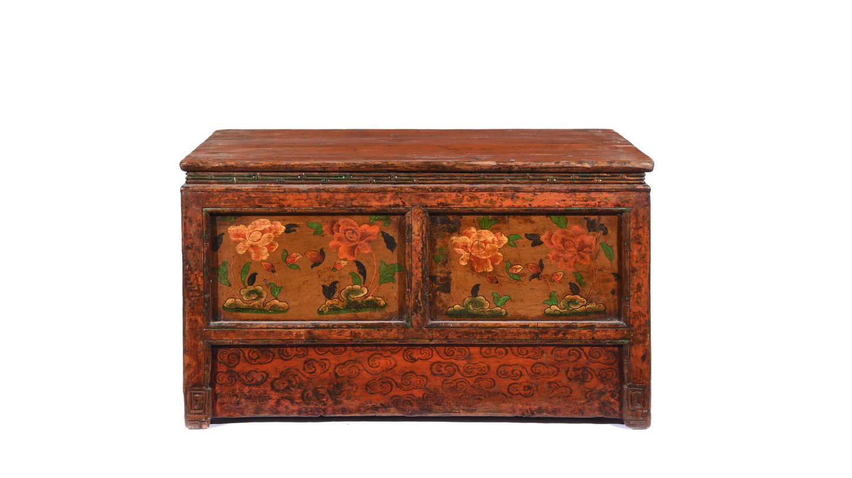 Tibetan Choksars, Prayer Tables & Antique Tibetan Furniture | Indigo Antiques