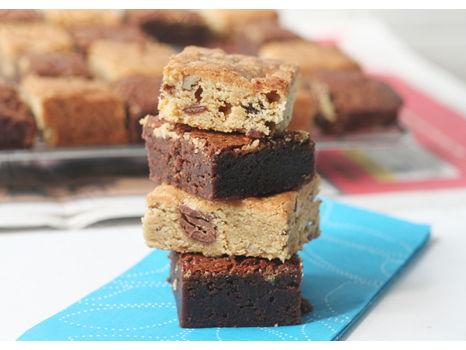 Best Brownies or Blondies by Bijeaus