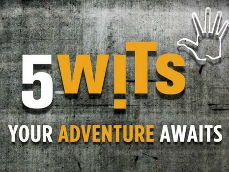 5 Wits Adventure Tokens
