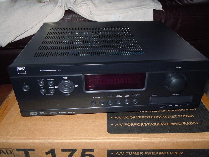 NAD T175 Surround Processor