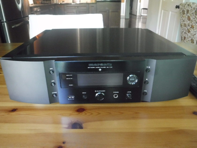 Marantz NA 11-S1 Network Player Stereophile class A