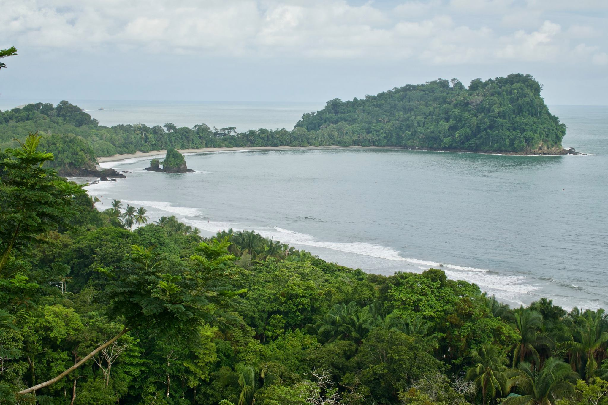 Picture of Manuel Antonio overlooking National Park