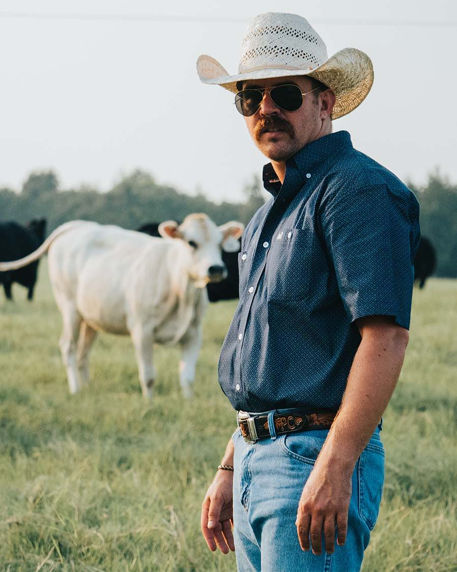 Whiskey Bent Hat Co presents Whiskey Ranch Western shirts for everyday wear