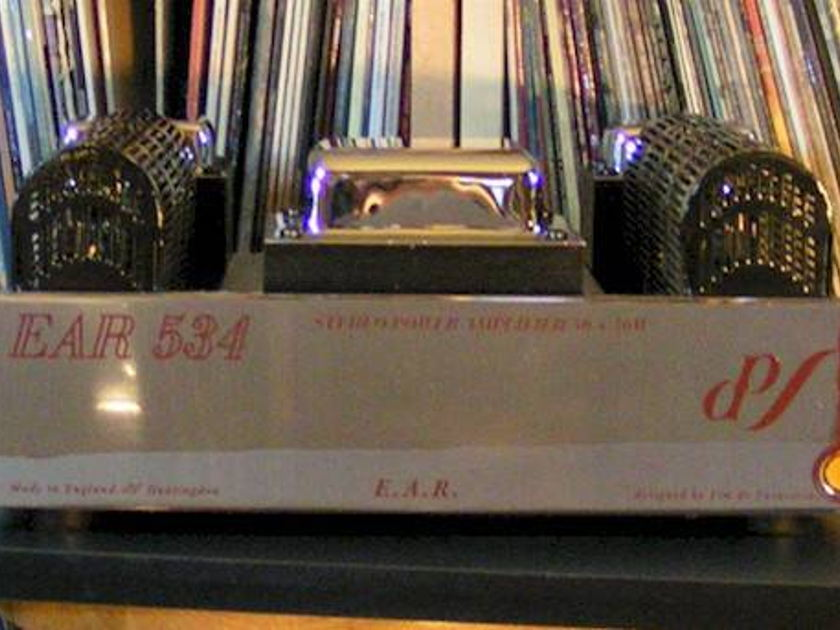 EAR 534 tube amp