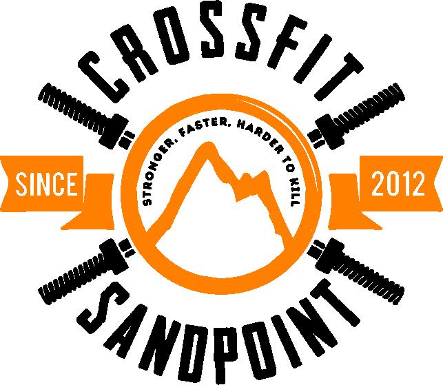 CrossFit Sandpoint logo