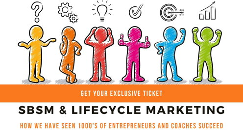 Banner photo of SBSM & LIFECYCLE MARKETING - How We Have Seen 1000's Succeed