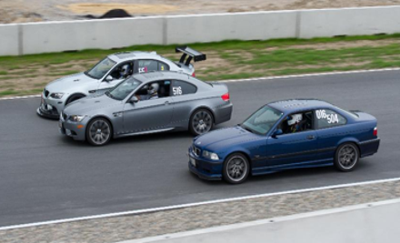 DelVal & Boston BMW CCA HPDE and Club Race School