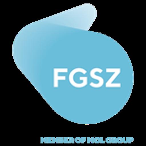 Logo of FGSZ
