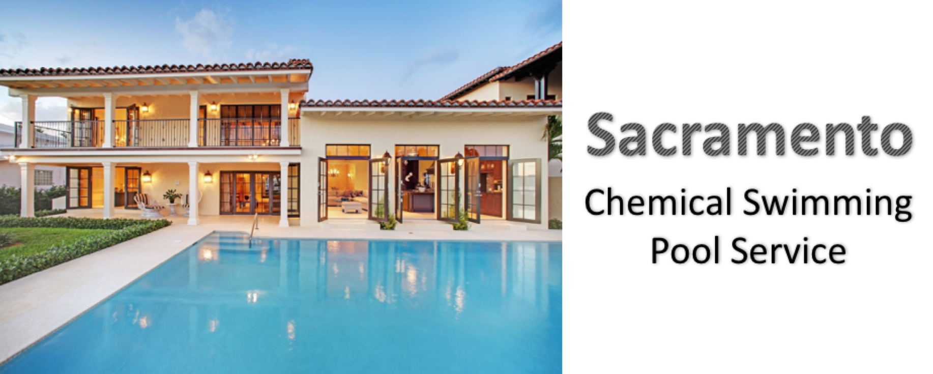Sacramento Chemical Swimming Pool Service