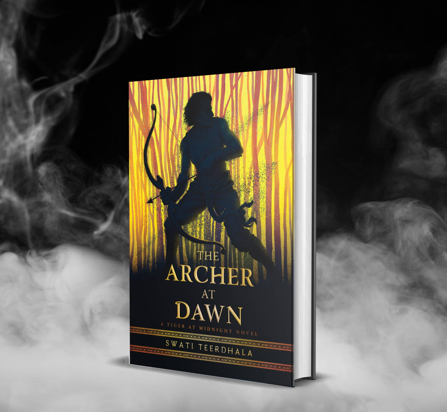 The Archer at Dawn Cover - first 3 chapters