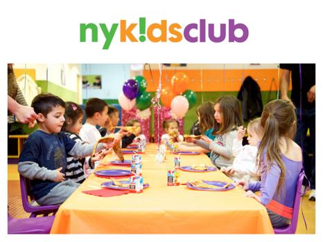 NY Kids Club - 10 Pack of PJ Parties!