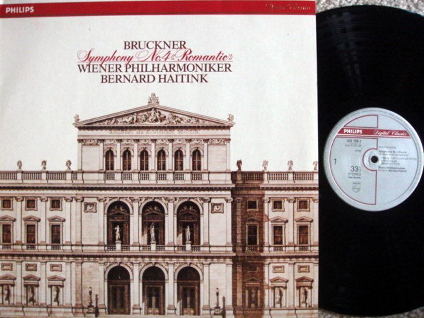 Philips Digital / HAITINK, - Bruckner Symphony No.4 Romantic, NM!