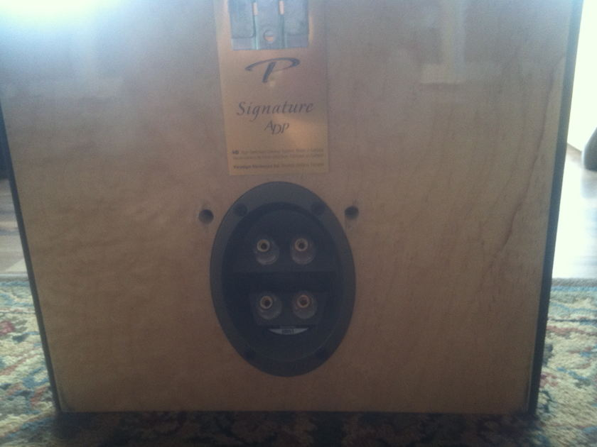 Paradigm Signature Home Theater Speaker System
