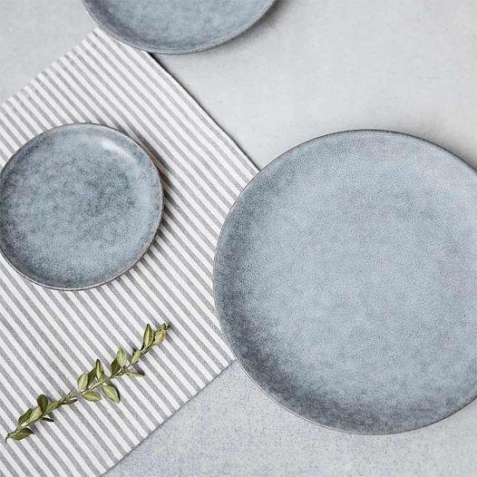 Тарелка Grey Stone 20,5 см House Doctor