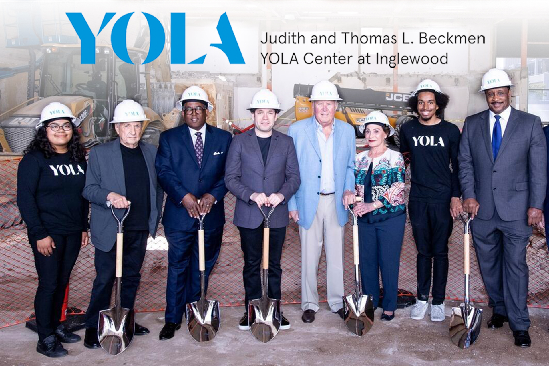 Video: Breaking Ground on the Judith and Thomas L. Beckmen YOLA Center at Inglewood