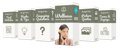 Wellness Bundle, ready to share Canva Social Media Templates about Wellness