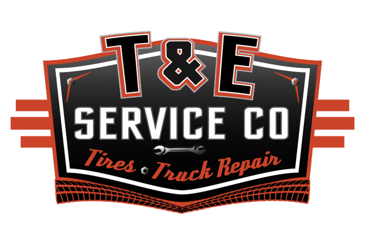 T and E service company tires and truck repair