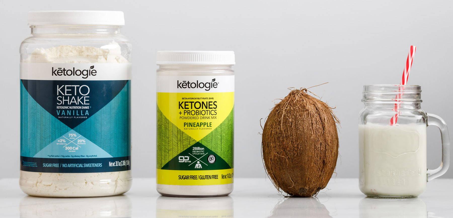 Shakes & Ketones