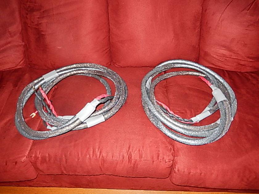 Acoutic Zen Double Barrel Shotgun Speaker Cables (Pair) 10 feet each