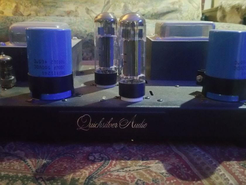 Quicksilver M60 Monoblock  Tube Amplifiers