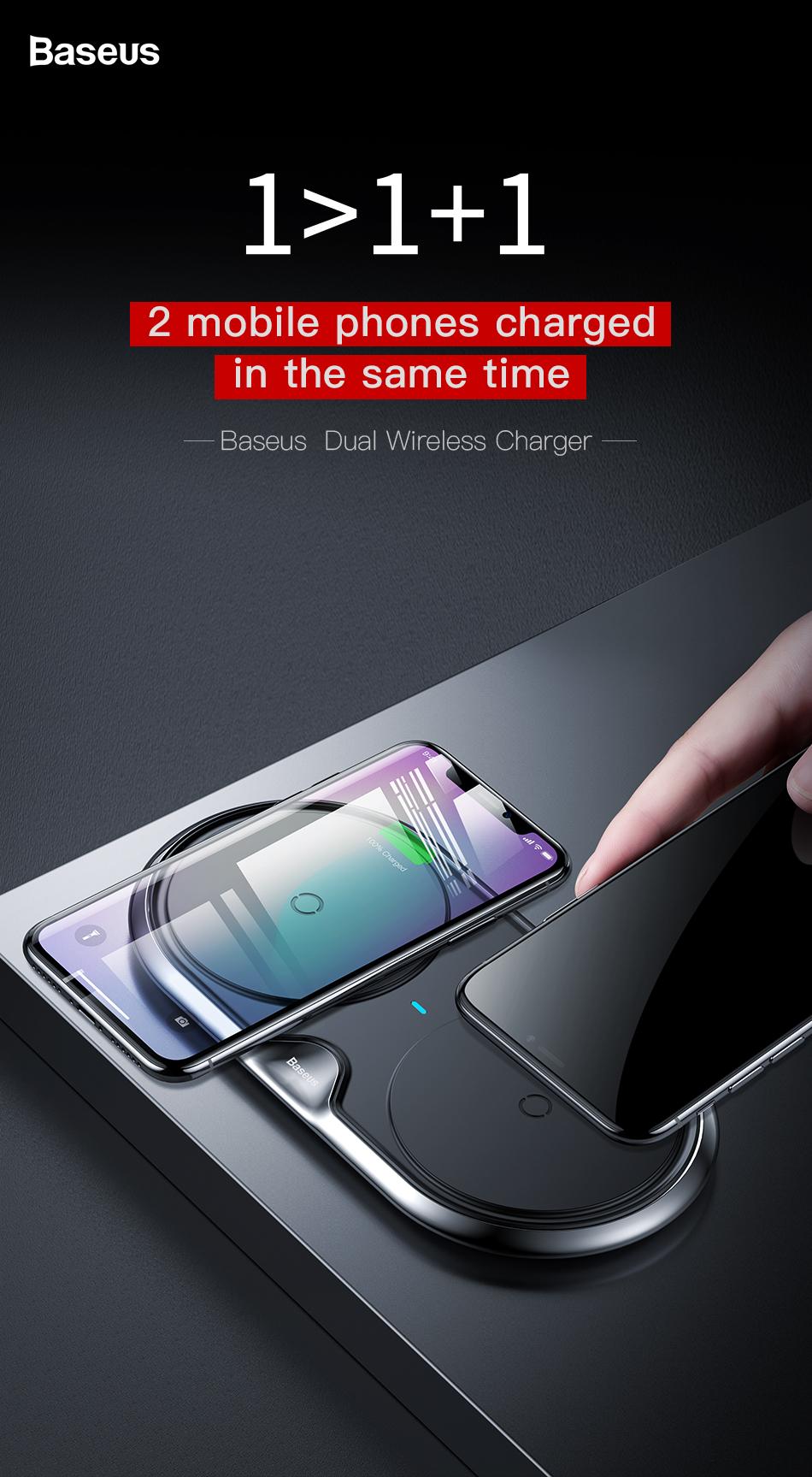 Baseus Dual Seat Qi Wireless Charger 10w Buy Online Gazzeto Desktop Htb1hptpxer1benjy0fmq6z0wvxaz