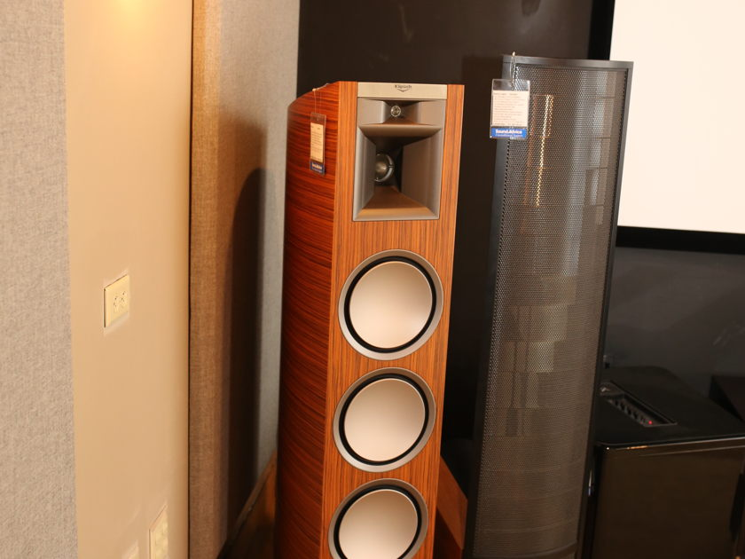 Klipsch  P39F Natural Flagship Floorstanding Speakers PAIR--Authorized Dealer, Free Shipping!