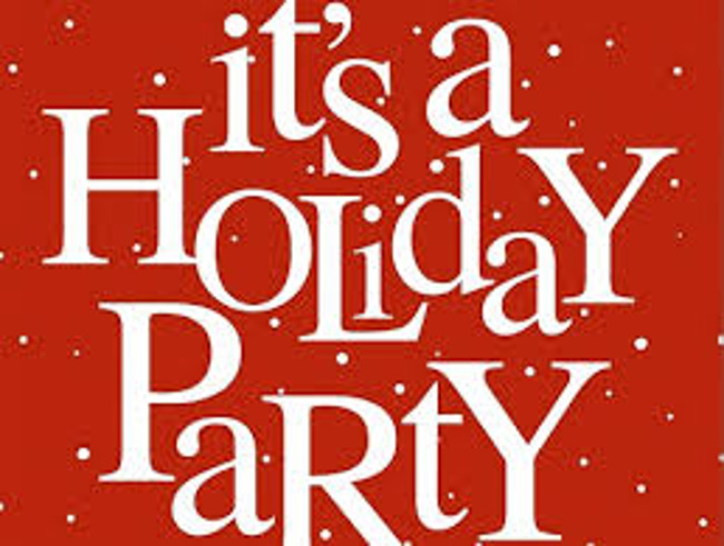 Exchange Friday December 20th at 3:30pm!  Wear Holiday Colors or an Ugly Christmas Sweater or Shirt!