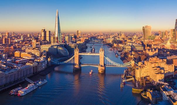 Пешеходная экскурсия по историческому центру Лондона