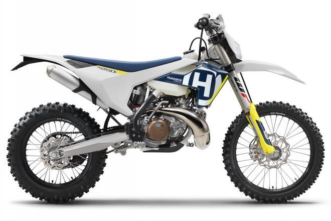 2018 Husqvarna Motorcycles te250i