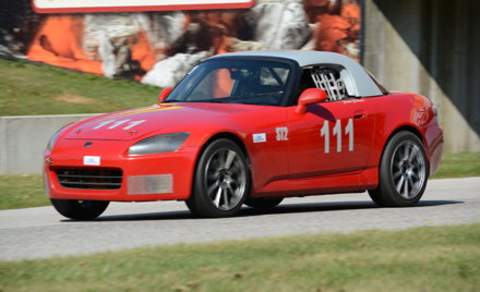 Still Strong at 61 - MCSCC Race 1