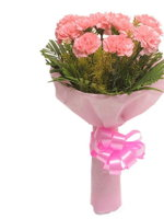HF Bouquet of Carnations