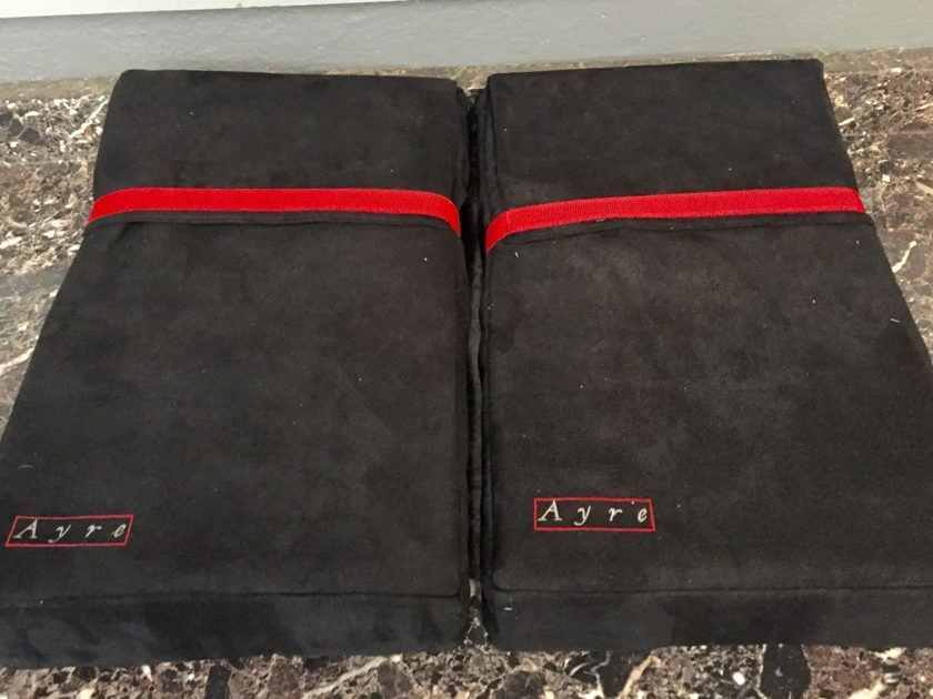 Ayre Acoustics MXR Twenty Reduced--Amps $15,998pr