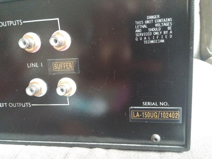 Joule Electra LA-150 (upgrade from LA-100) All Tube Preamplifier