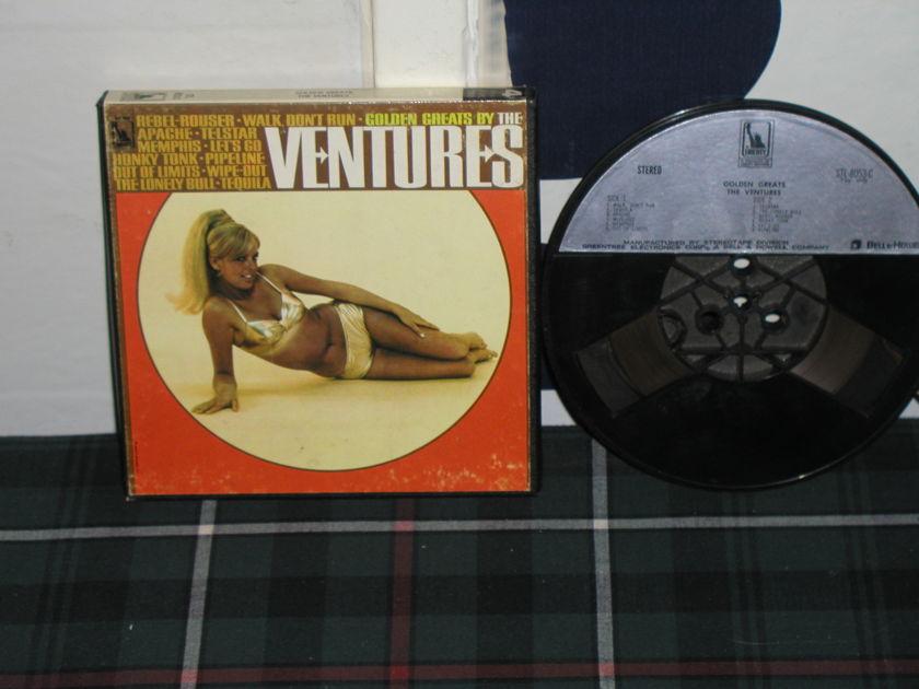 The Ventures - Golden Greats 7 1/2 ips  Open Reel Tape