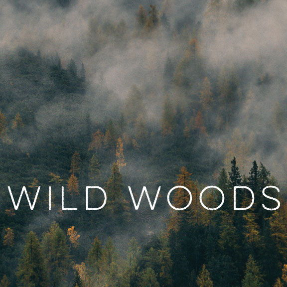 Wild Woods Scented Soap