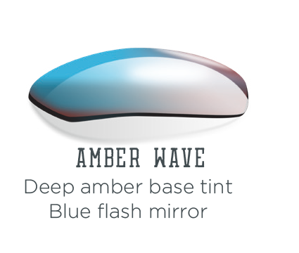 263c7a898b9 Our Amber Wave is a great low light lens choice. The Amber colored lens  filters blue light making it perfect in overcast conditions and sight  fishing.