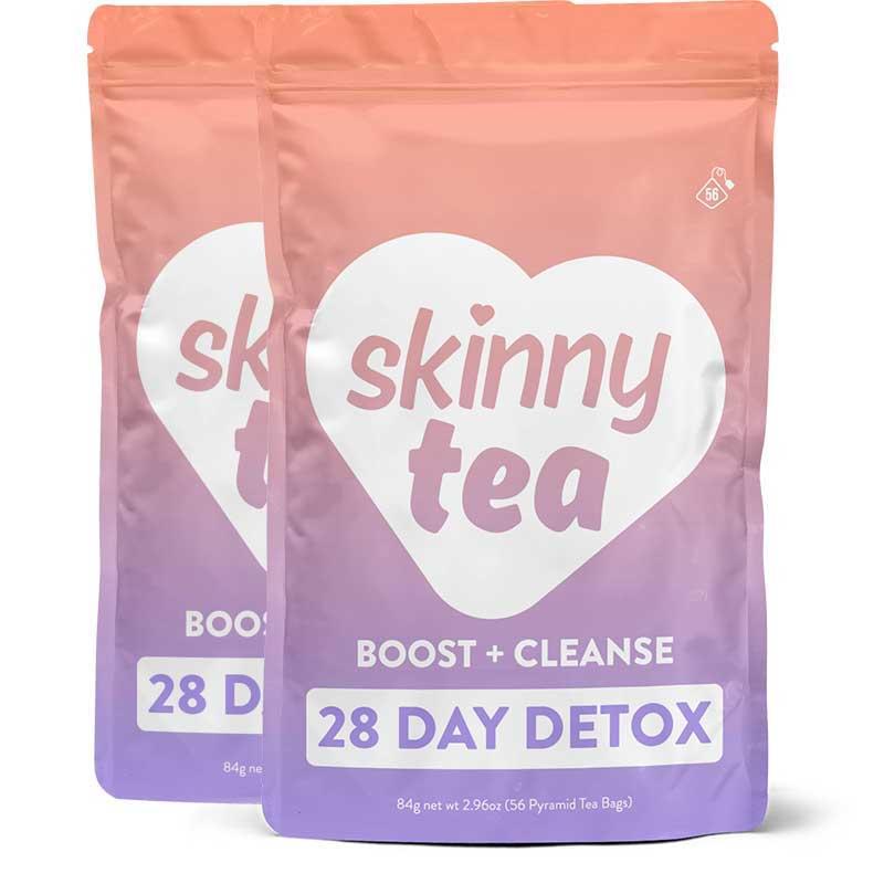 Skinny Tea Detox Tea Bestie Pack