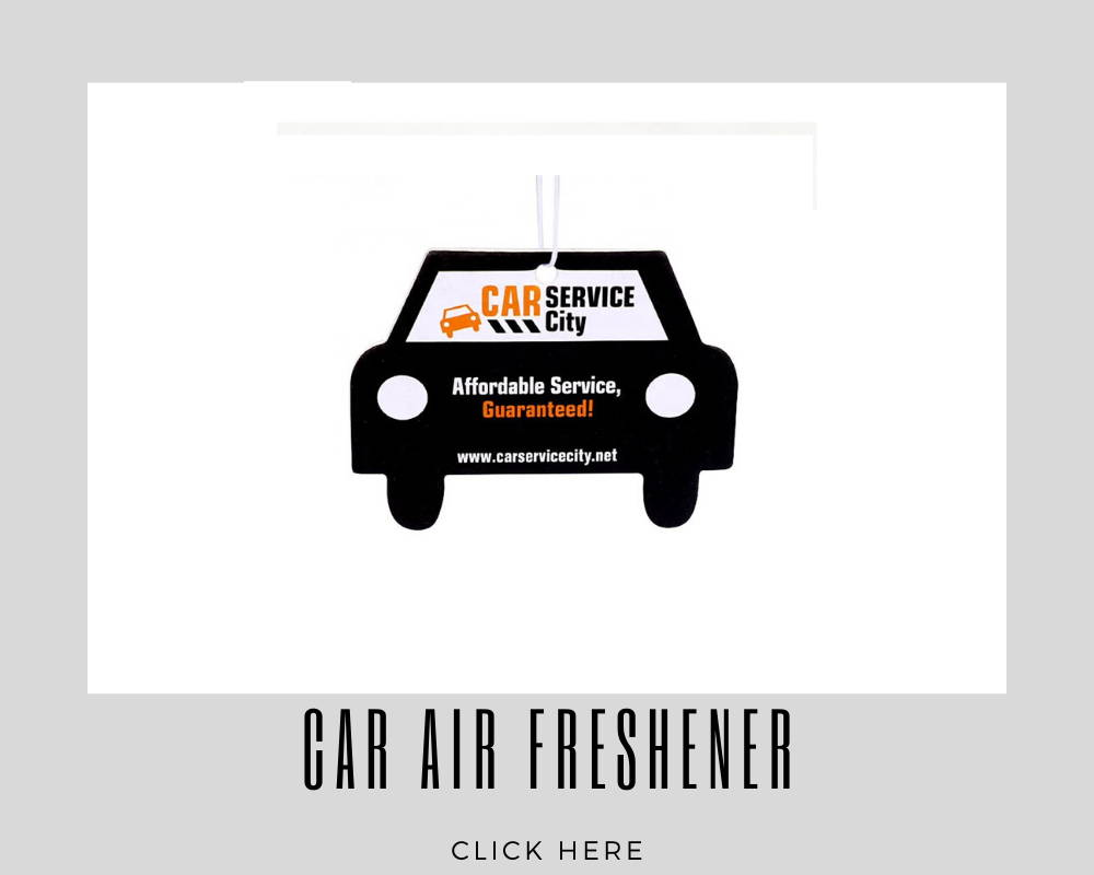 Giveaways Promotional Car Air Freshener