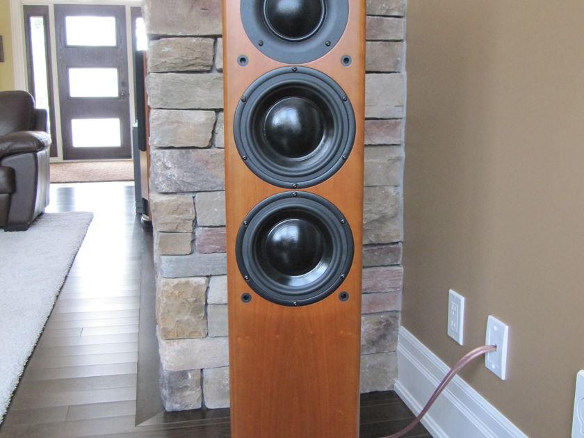 PMC PB1i 3-Way Floor Standing Speakers