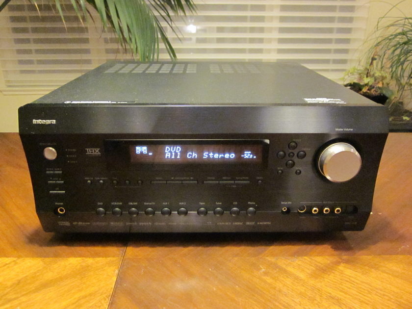 Integra DTC-9.8 Audyssey XT processor in LIKE NEW condition!