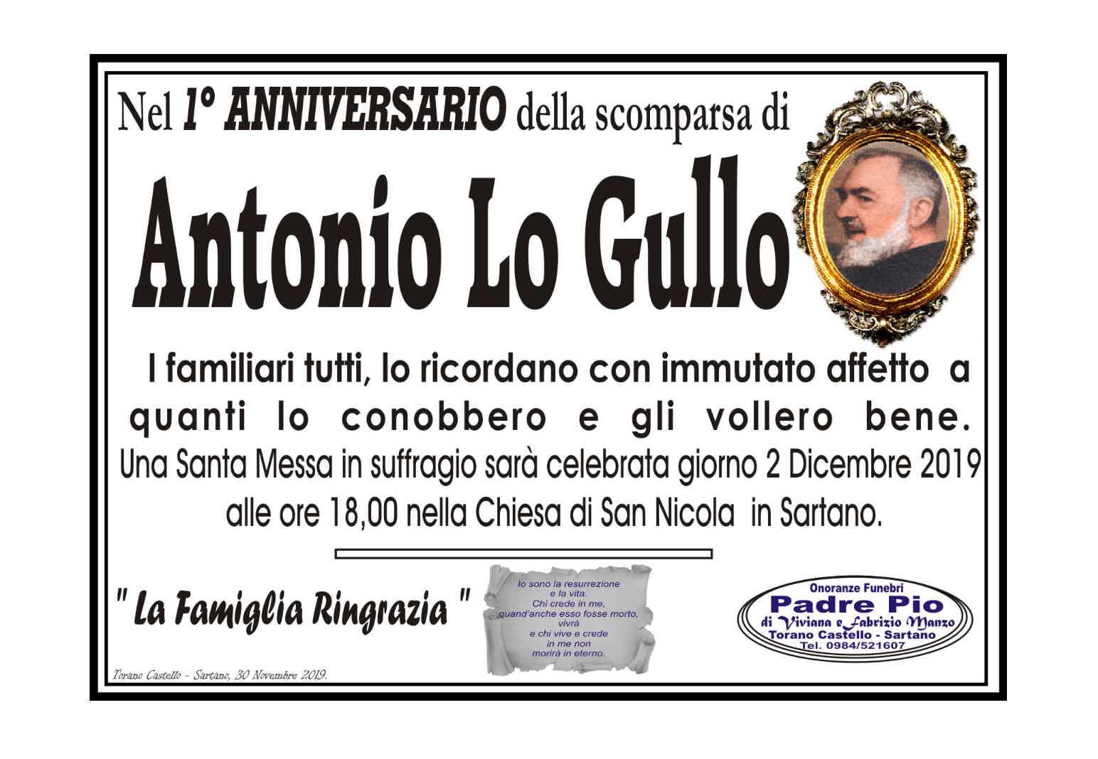 Antonio Lo Gullo