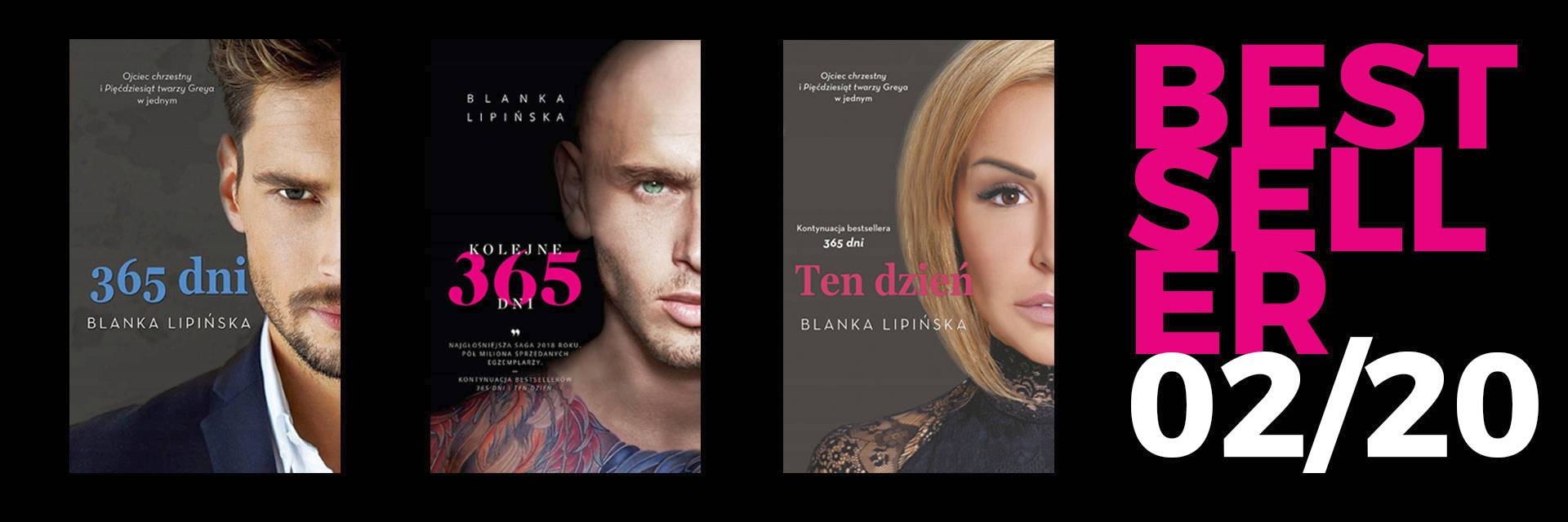 Bestseller 02/20 Blanka Lipińska