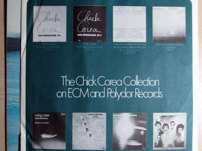 Chick Corea - Return To Forever  - 1972 ECM Records ECM 1022