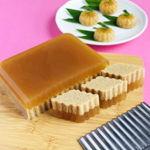 Agar-Agar Gula Melaka (Palm Sugar Jelly)
