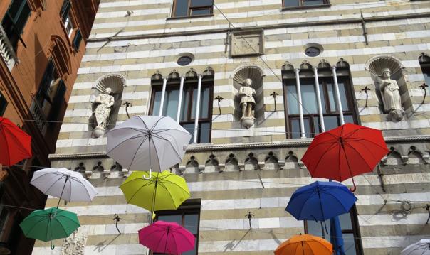 Нескучная авторская экскурсия по историческому центру Генуи