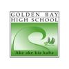 Golden Bay High School logo