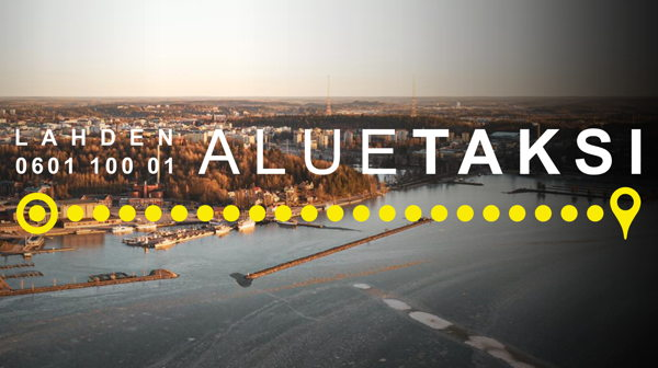 Lahden Aluetaksi Oy, Lahti