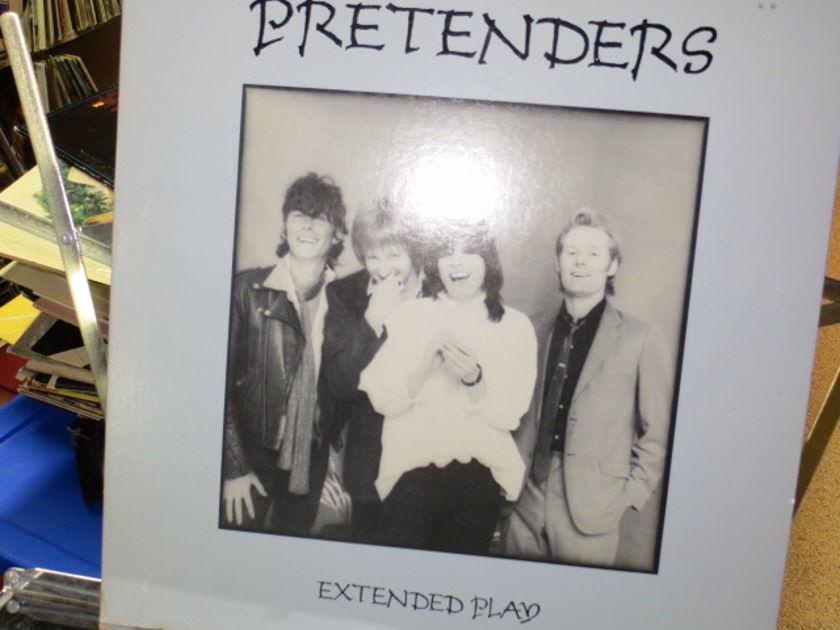PRETENDERS - EXTENDED PLAY