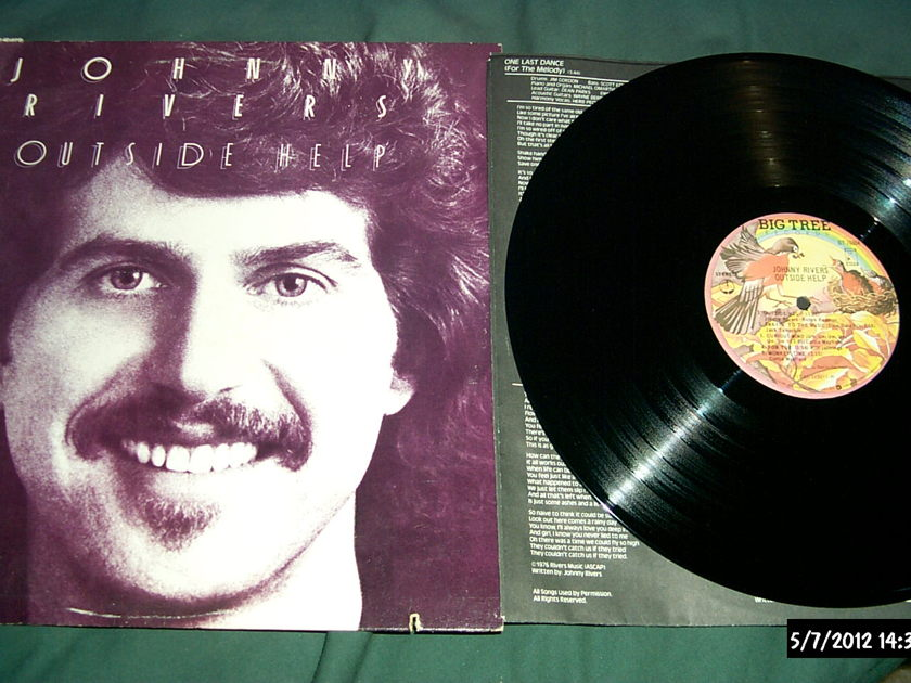 Johnny Rivers - Outside Help LP NM